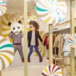CLAIRE GUYOT DESIGN design retail merchandising kids around 1