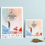 CLAIRE GUYOT DESIGN identite visuelle isa world longboard surfing championship 2a
